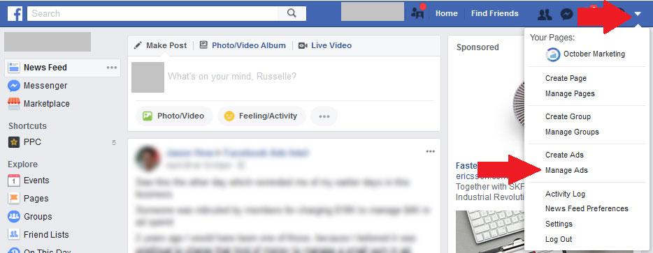 Grant Admin Access To Your Facebook Ad Account and Page