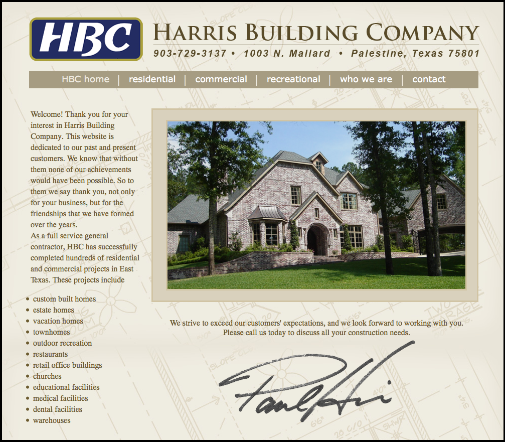 Harris Building Company