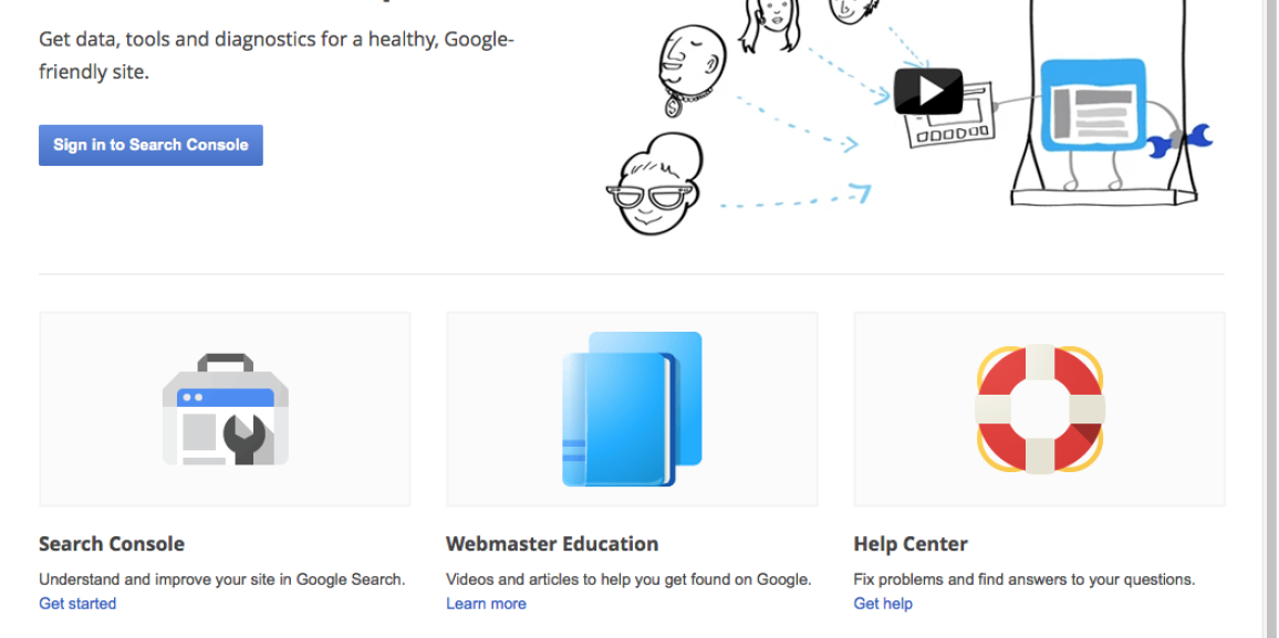 Good Bye, Webmaster Tools: Welcome to the Search Console!